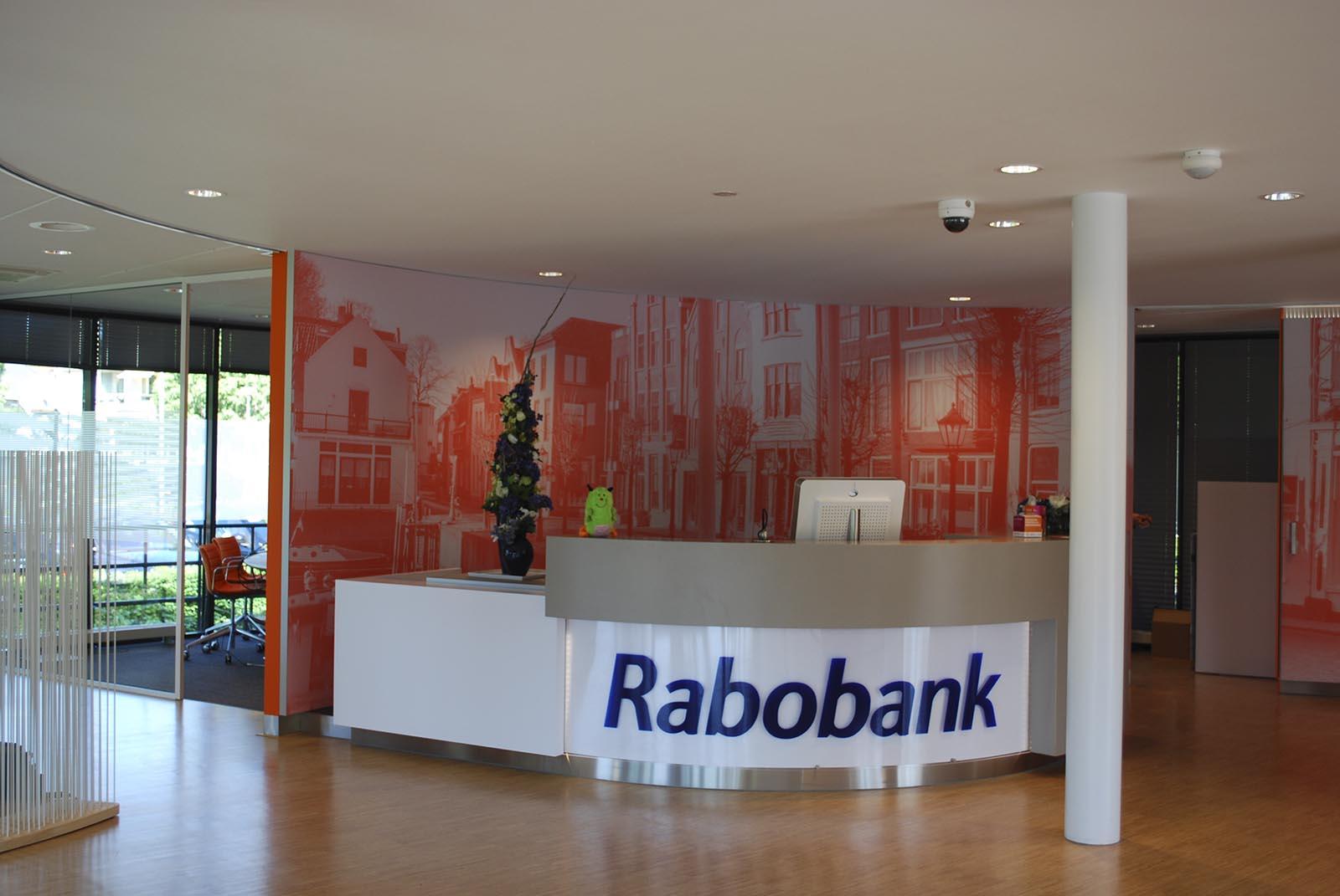 Rabobank receptie