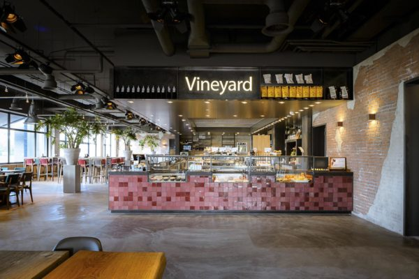 Vineyard restaurant